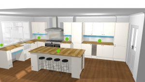 Kitchens Merseyside Premier Building Solutions