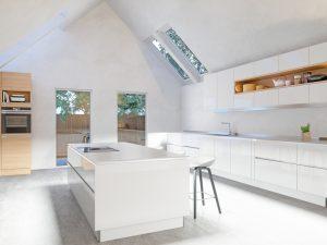 Kitchen renovation builders Premier Building Solutions