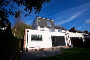 Liverpool Premier Building Solutions Extensions