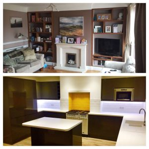 Transform your kitchen with Premier Building Solutions