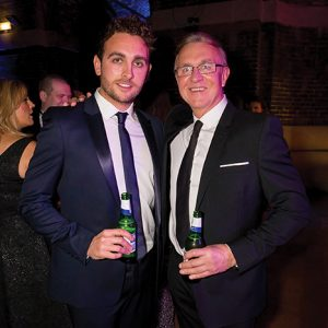 Premier Building Solutions attends glittering awards night