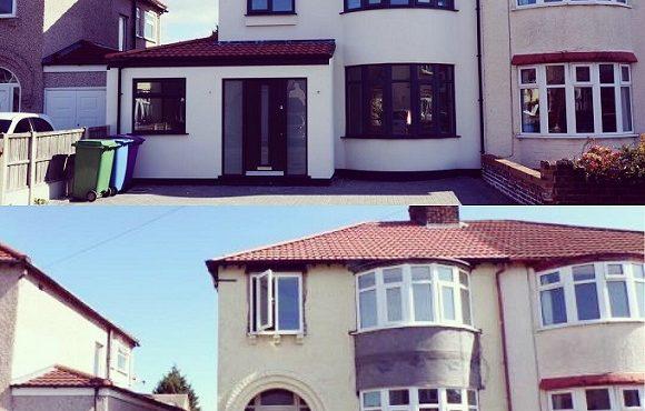 Liverpool house renovation