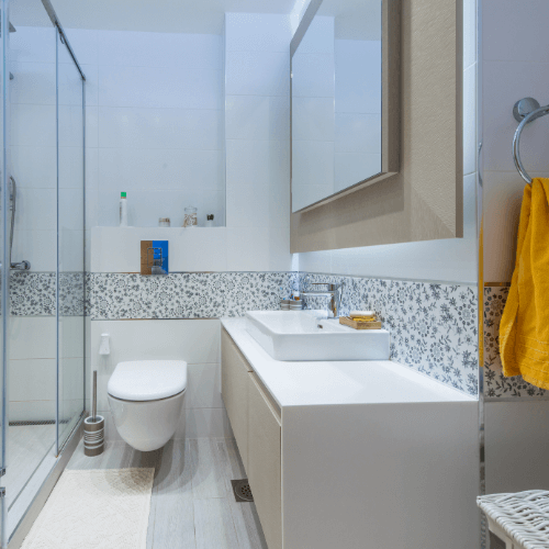 Ensuite bathroom Design Liverpool