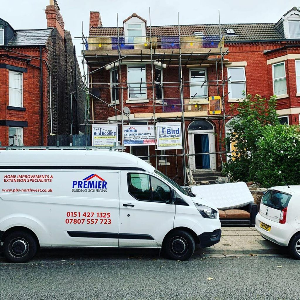 Property Refurbishment in Liverpool L17