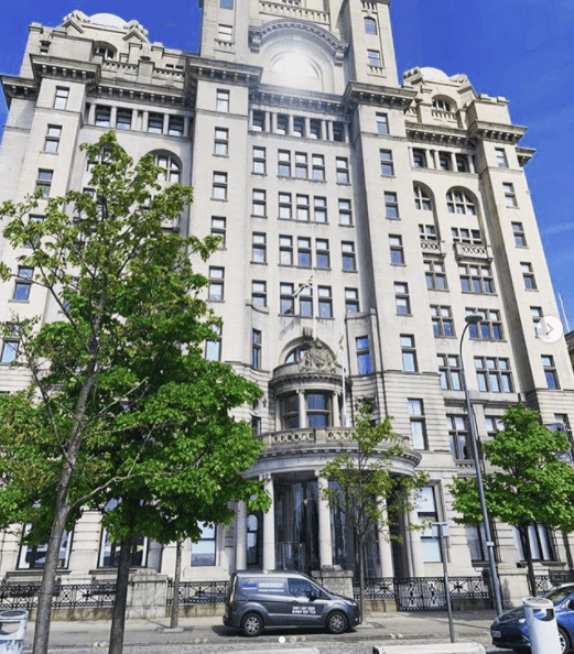 Royal Liver Building Alterations